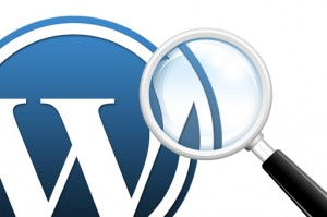 wordpress arama