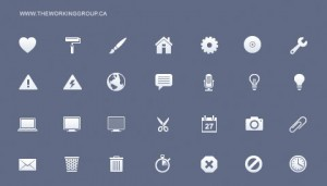iPhone Toolbar Icons (PNG)