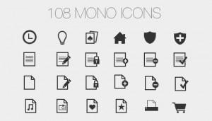 Ücretsiz 30 Kaliteli Icon Set 2013